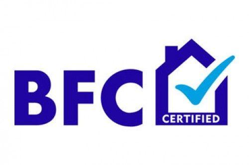 Blue Flame Certification logo