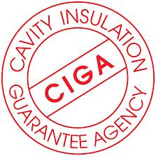 The Cavity Wall Insulation Self Certification scheme logo