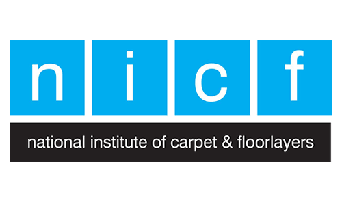 National Institute of Carpet & Floorlayers logo
