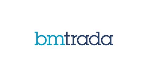 Exova BM TRADA Competent Persons Scheme logo